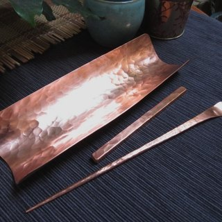 "Cloud speech - ""tea ‧ Tea"" - handmade wrought copper ‧ knock tea is kit"