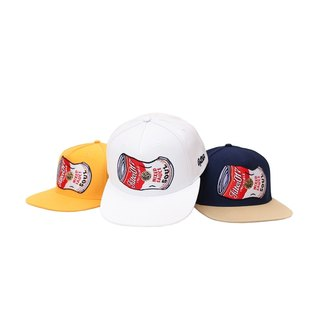 Filter017 Soup Can Snapback Cap soup cans work hat