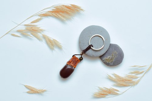 Suddenly (key ring series) Syzygium - peace
