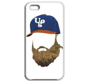 鬍鬚帽3(iPhone5 / 5s外殼)