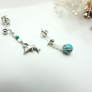 Earrings ◎ Underwater World