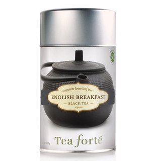 Tea Forte Tea Series - English Breakfast Tea English Breakfast