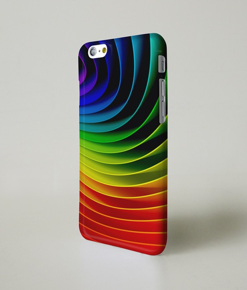 huge discount 2462a d5ae0 Rainbow 3D Full Wrap Phone Case, available for iPhone 7, iPhone 7 Plus,  iPhone 6s, iPhone 6s Plus, iPhone 5/5s, iPhone 5c, iPhone 4/4s, Samsung  Galaxy ...