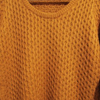 Wahr_ full twist sweater