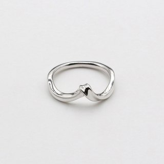 Turning Point Silver Ring