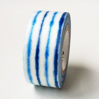 Maste and paper tape Multi Japan series 【Blue water wave (MST-MKT155-C)】