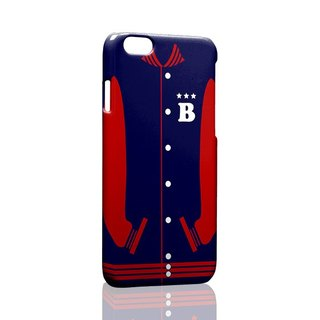 Black and red baseball jacket custom Samsung S5 S6 S7 note4 note5 iPhone 5 5s 6 6s 6 plus 7 7 plus ASUS HTC m9 Sony LG g4 g5 v10 phone shell mobile phone sets phone shell phonecase