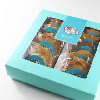 Exquisite New Year Gift Set - Hand biscuits