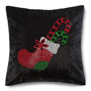 [GFSD] Rhinestone Boutique - full of the Christmas spirit [come true] Pillow