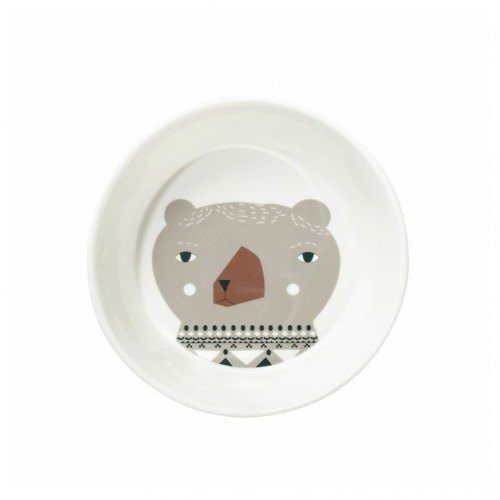 Mummy Bear Bone China Bowl - Medium | Donna Wilson
