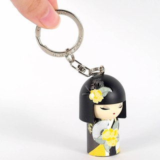 Key ring -Naomi sincere and beautiful [Kimmidoll and blessing doll]