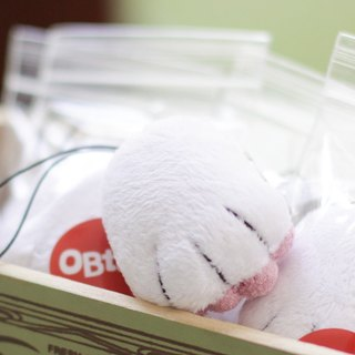 OBtuz【Lucky Rabbit Foot】Mobile Cleaner