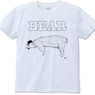 B BEAR(T-shirt 6.2oz)