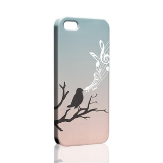 2 birds with music notes custom Samsung S5 S6 S7 note4 note5 iPhone 5 5s 6 6s 6 plus 7 7 plus ASUS HTC m9 Sony LG g4 g5 v10 phone shell mobile phone sets phone shell phonecase