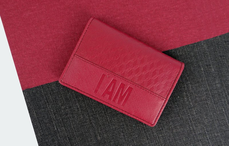 Free shipping I AM - Teshi Classic Series Credit Card Holder