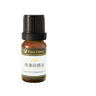 Green mint essential oil - capacity 10ml