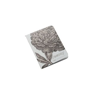 Nine mountain original 48Page Kraft wire-bound - peony (Limited Edition)