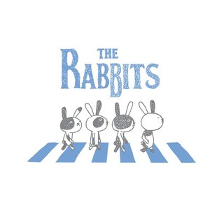 | the Rabbits(海軍藍) |
