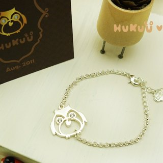 "§ HUKUROU§ Jewelry ‧ Grocery § ""Owl Guardian"" Bracelet (Coupon) -3 Colors"