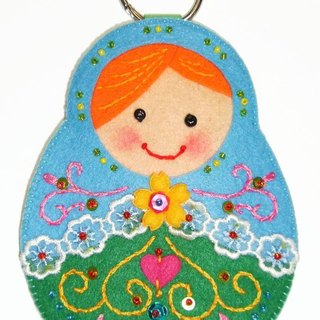 Russian doll card sets # 006