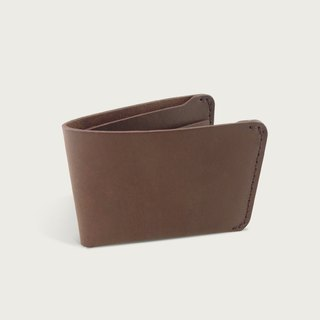 Classic 2 Wallet / Wallet - Dark Brown