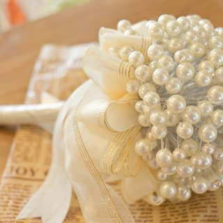 A bouquet, belong to your pearl bouquet