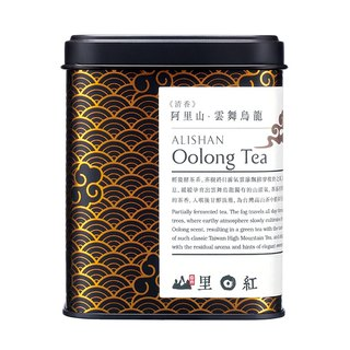 [Red] Japanese mountains Yunwu fragrance Oolong -75g / cans