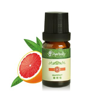 [Herbal True Feeling] Grapefruit (one-side essential oil 10ml/30ml/100ml)