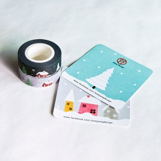 Limited paper tape] [Winterfest Christmas Volume 1