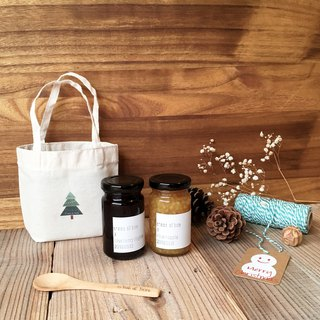 Period limit | Christmas exchange gift jam group x small tree 130g