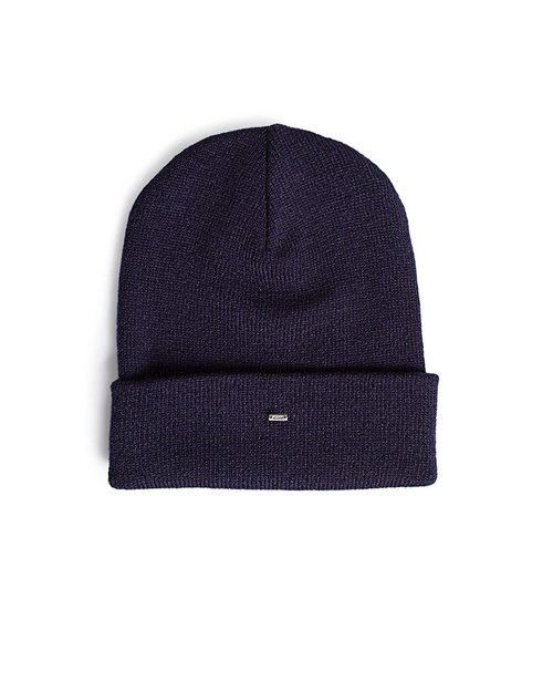 Recovery Blended Knit Wool Cap (Red / Blue / Wipe Green)