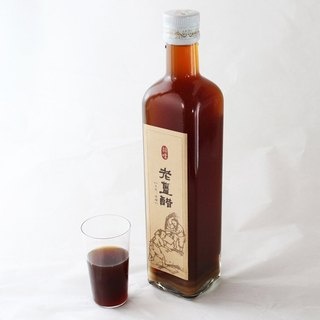 Aged ginger vinegar