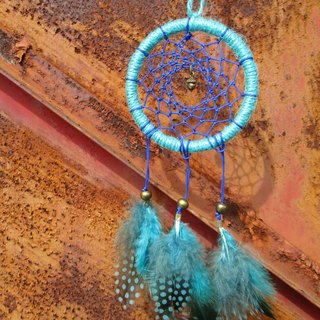 Little Kite - Dream Catcher - Blue 8cm