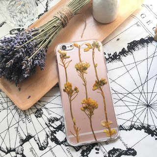 Refueling flower phone cover