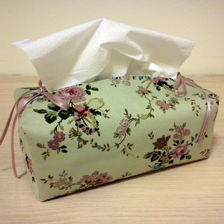Classical Flowers_tissue cover