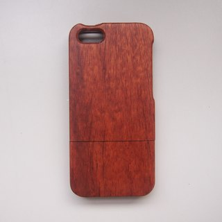 Naturaism Natural Rosewood Mobile Shell Case Phone Case Cover iPhone 8 / 8 plus 7 / 7plus 6S / / Note 5 4 3 e
