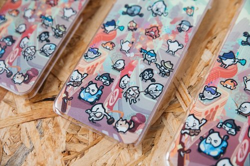Riceman-Riceman city life iphone case for iphone 6 / iphone 6+