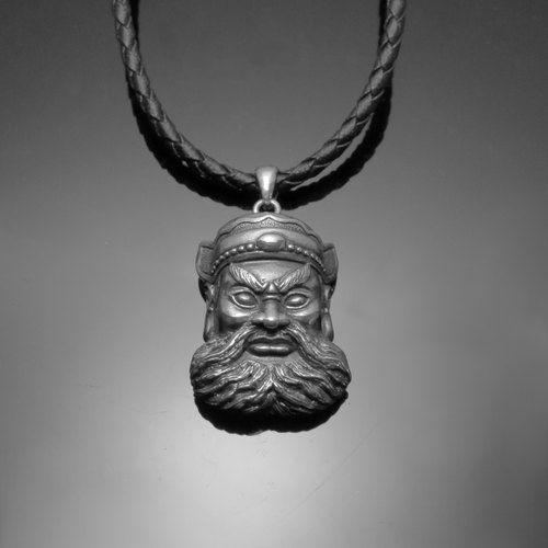 Repentance ReShi / God series / Wu Fortuna / 925 sterling silver