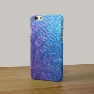 Blue Purple Waterpaint pattern 10 3D Full Wrap Phone Case, available for  iPhone 7, iPhone 7 Plus, iPhone 6s, iPhone 6s Plus, iPhone 5/5s, iPhone 5c, iPhone 4/4s, Samsung Galaxy S7, S7 Edge, S6 Edge Plus, S6, S6 Edge, S5 S4 S3  Samsung Galaxy Note 5, Note