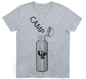 CAMP bottle(4.0oz gray)