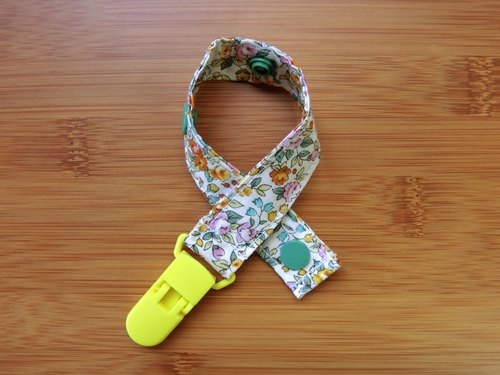 Small garden - Clip-on pacifier chains