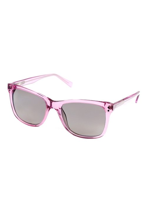 Clear Blue Box limit color frame sunglasses Sunglasses