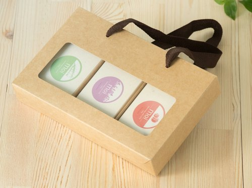 SPA soap fragrance gift set three