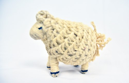 Jute animals _ _ Sheep Fair Trade