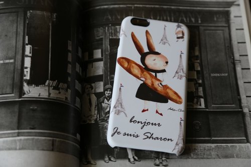 I love Paris Phone Case - Custom Name section iphone / 6/6 + / 6s / 6s + / 5 / 5s