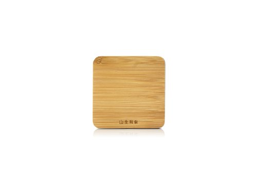 【Bamboo Coaster】Authentic Craft of Mounteain