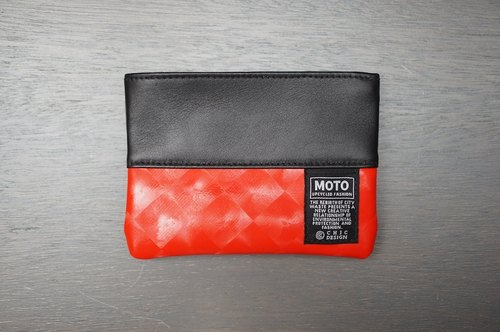 [MOTO 30cc] -Coin Key Pouch / Wallets / purse _03699