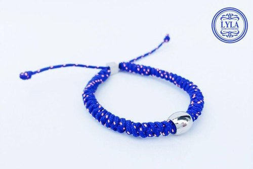Royal Blue - fine version braid