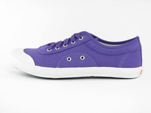 [Justomato] casual shoes first choice defective merchandise inventory canvas shoes purple Purple ★ ★ sell my boss to go abroad just not beautiful, but I wear well