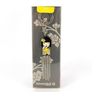 Charm key ring -Naomi sincere and beautiful [Kimmidoll and blessing doll]